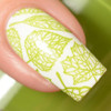 GIRLY BITS COSMETICS It's Near Leaf All Stamped (Fall 2017 Collection) | Photo courtesy of De.lish.ious Nails