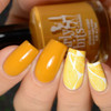 GIRLY BITS COSMETICS Butternut Leave Me  (Fall 2017 Collection) | Swatch courtesy of De.lish.ious Nails