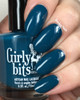 GIRLY BITS COSMETICS Sea You Next Fall (Fall 2017 Collection)   Swatch courtesy of EhmKay Nails