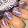 GIRLY BITS COSMETICS Where the Sky Ends (Girly Bits/Femme Fatale Collaboration) | Swatch courtesy of The Dot Couture