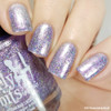 GIRLY BITS COSMETICS Where the Sky Ends (Girly Bits/Femme Fatale Collaboration) | Swatch courtesy of Little Mermaid Nailed It