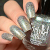 GIRLY BITS COSMETICS Aussie What You Did There (Girly Bits/Femme Fatale Collaboration) | Swatch courtesy of Delishious Nails