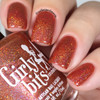 Girly Bits Cosmetics No Pumpkin Way (October 2017 CoTM) | Swatch by Nail Experiments