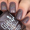 Girly Bits Cosmetics Slay, Ghoul, Slay (October 2017 CoTM) |  Swatch by Nail Experiments