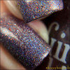 Girly Bits Cosmetics Slay, Ghoul, Slay (October 2017 CoTM) |  Swatch by Honeybee Nails