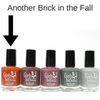 GIRLY BITS COSMETICS Another Brick in the Fall (Fall 2017 Collection) | Photo courtesy of Girly Bits