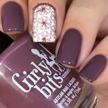 GIRLY BITS COSMETICS Gettin Figgy With It (Fall 2017 Collection) | Photo courtesy of Nail Experiments