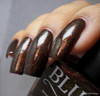 AVAILABLE AT GIRLY BITS COSMETICS www.girlybitscosmetics.com Spiced Cocoa (BLUSH Beauties Fall Collaboration Collection) by Blush Lacquers | Photo credit: @thepolishedmage