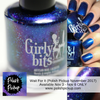 GIRLY BITS COSMETICS Wait For It (Polish Pickup November 2017 - Fandom Theme - How I Met Your Mother)