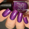AVAILABLE AT GIRLY BITS COSMETICS www.girlybitscosmetics.com Plum Ready for Summer (Winter 2017 Collection) by Colors by Llarowe | Swatch courtesy of Delishious Nails