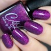 AVAILABLE AT GIRLY BITS COSMETICS www.girlybitscosmetics.com Plum Ready for Summer (Winter 2017 Collection) by Colors by Llarowe | Swatch courtesy of IG @glitterfingersss