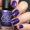 AVAILABLE AT GIRLY BITS COSMETICS www.girlybitscosmetics.com Topaz Fire (Winter 2017 Collection) by Colors by Llarowe | Swatch courtesy of IG @dsetterfield74