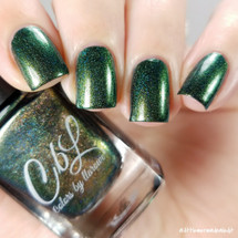 AVAILABLE AT GIRLY BITS COSMETICS www.girlybitscosmetics.com #Montanatough (CbL Cares Collection) by Colors by Llarowe | Swatch courtesy of IG @littlemermaidnailedit