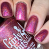 GIRLY BITS COSMETICS Cran-bury the Hatchet (Nov 2017 CoTM) | Swatch courtesy of Nail Experiments