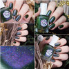 AVAILABLE AT GIRLY BITS COSMETICS www.girlybitscosmetics.com Stolen Cauldron (Spooky Collection) by Moo Moo's Signatures