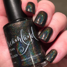 AVAILABLE AT GIRLY BITS COSMETICS www.girlybitscosmetics.com Cauldron of Rainbows (Original Holos 2013 Collection) by Dreamland Lacquer