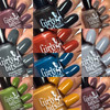 GIRLY BITS COSMETICS Fall 2017 Collection | Swatch courtesy of @luvlee226