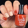 GIRLY BITS COSMETICS Another Brick in the Fall (Fall 2017 Collection) | Swatch courtesy of IG@honeybee_nails