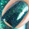 AVAILABLE AT GIRLY BITS COSMETICS www.girlybitscosmetics.com On Pines and Needles (Girly Bits Shop Exclusives Collection) by Dreamland Lacquer | Photo credit: @gotnail