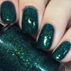 AVAILABLE AT GIRLY BITS COSMETICS www.girlybitscosmetics.com On Pines and Needles (Girly Bits Shop Exclusives Collection) by Dreamland Lacquer | Photo credit: Nail Experiments