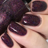AVAILABLE AT GIRLY BITS COSMETICS www.girlybitscosmetics.com Elfin Gorgeous (Girly Bits Shop Exclusives Collection) by Dreamland Lacquer   Photo credit: Nail Experiments