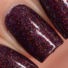AVAILABLE AT GIRLY BITS COSMETICS www.girlybitscosmetics.com Elfin Gorgeous (Girly Bits Shop Exclusives Collection) by Dreamland Lacquer   Photo credit: Manicure Manifesto