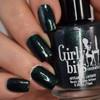 Girly Bits Cosmetics Fir Realz (December 2017 CoTM)   Swatch courtesy of Manicure Manifesto