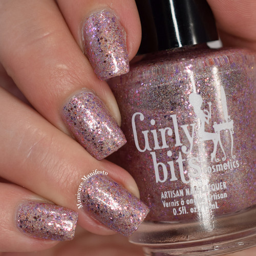 GIRLY BITS COSMETICS Destined to Meet Again (Fan Favourites Collection) | Swatch courtesy of Manicure Manifesto