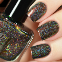 AVAILABLE AT GIRLY BITS COSMETICS www.girlybitscosmetics.com What's Said Is Said (Labyrinth Collection) by Femme Fatale | Swatch courtesy of Tanya_Wish
