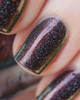 AVAILABLE AT GIRLY BITS COSMETICS www.girlybitscosmetics.com What's Said Is Said (Labyrinth Collection) by Femme Fatale | Swatch courtesy of @emilydemolly