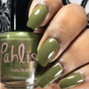 AVAILABLE AT GIRLY BITS COSMETICS www.girlybitscosmetics.com Castor (Orphan Black Duo) by Pahlish | Swatch  provided by @queenofnails83