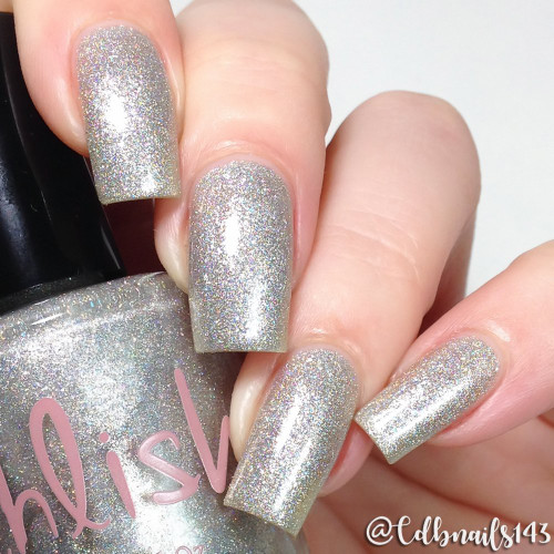 AVAILABLE AT GIRLY BITS COSMETICS www.girlybitscosmetics.com Ten Lords a Leaping (12 Days of Christmas Collection) by Pahlish   Swatch  provided by @cdbnails143