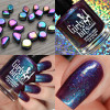 GIRLY BITS COSMETICS Law of Attraction (Polish Pickup January 2018)  | Swatches courtesy of Cosmetic Sanctuary