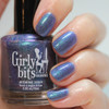 Girly Bits Cosmetics Blue Year's Resolution (January 2018 CoTM) | Swatch courtesy of Streets Ahead Style