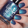 Girly Bits Cosmetics Blue Year's Resolution (January 2018 CoTM) | Swatch courtesy of Cosmetic Sanctuary