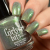 Girly Bits Cosmetics Act Your Sage (January 2018 CoTM) | Swatch courtesy of Delishious Nails