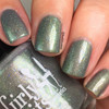 Girly Bits Cosmetics Act Your Sage (January 2018 CoTM) | Swatch courtesy of The Dot Couture