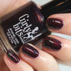 Girly Bits Cosmetics Dark Reflection (February 2018 CoTM) | Swatch courtesy of Streets Ahead Style