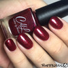 AVAILABLE AT GIRLY BITS COSMETICS www.girlybitscosmetics.com CbL PoTM - Feb 2018 - What's Love Got to Do With It by Colors by Llarowe   Swatch courtesy of @buffnails80