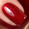 AVAILABLE AT GIRLY BITS COSMETICS www.girlybitscosmetics.com CbL PoTM - Feb 2018 - What's Love Got to Do With It by Colors by Llarowe   Swatch courtesy of Delishious Nails
