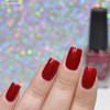 AVAILABLE AT GIRLY BITS COSMETICS www.girlybitscosmetics.com CbL PoTM - Feb 2018 - What's Love Got to Do With It by Colors by Llarowe   Swatch courtesy of @polishedtothenines