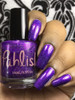 AVAILABLE AT GIRLY BITS COSMETICS www.girlybitscosmetics.com The Fool (The Arcana Collection) by Pahlish   Swatch  provided by Queen of Nails 83