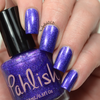AVAILABLE AT GIRLY BITS COSMETICS www.girlybitscosmetics.com The Fool (The Arcana Collection) by Pahlish   Swatch  provided by Nail  Polish OCD