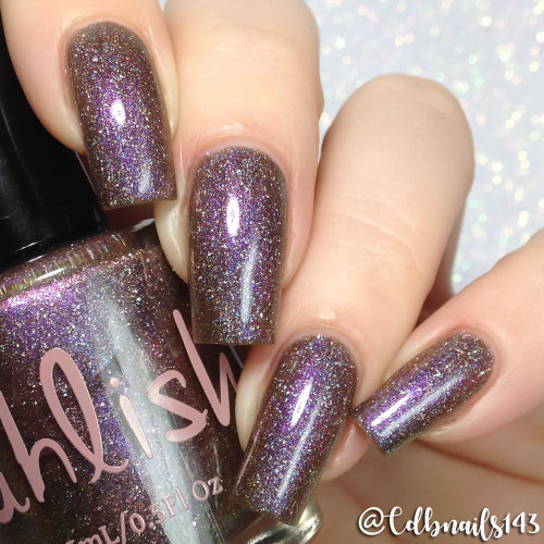 AVAILABLE AT GIRLY BITS COSMETICS www.girlybitscosmetics.com King of Cups (The Arcana Collection) by Pahlish | Swatch  provided by @cdbnails143
