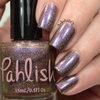 AVAILABLE AT GIRLY BITS COSMETICS www.girlybitscosmetics.com King of Cups (The Arcana Collection) by Pahlish   Swatch  provided by Nail  Polish OCD