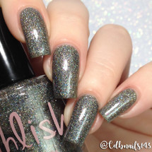 AVAILABLE AT GIRLY BITS COSMETICS www.girlybitscosmetics.com Knight of Wands (The Arcana Collection) by Pahlish | Swatch  provided by @cdbnails143