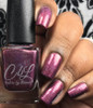 AVAILABLE AT GIRLY BITS COSMETICS www.girlybitscosmetics.com Burning Down the House (Wild & Mild Collection) by Colors by Llarowe | Swatch courtesy of @queenofnails83