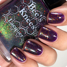 AVAILABLE AT GIRLY BITS COSMETICS www.girlybitscosmetics.com Why So Salty? (Limited Edition Collection) by Bee's Knees Lacquer | Photo credit: @nailmedaily