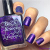 AVAILABLE AT GIRLY BITS COSMETICS www.girlybitscosmetics.com January COTM - We Will Never Bee Royals (Monthly Colours Collection) by Bee's Knees Lacquer   Photo credit: @stuckonlacquer