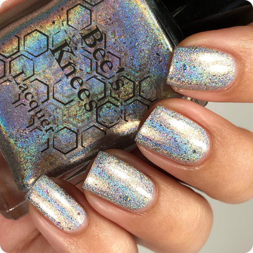 AVAILABLE AT GIRLY BITS COSMETICS www.girlybitscosmetics.com Odinson (Ragnarok Collection) by Bee's Knees Lacquer | Photo credit: @nailmedaily